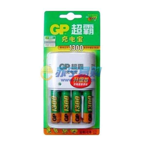 超霸充电宝充电电池套装kb01