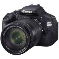 佳能(CANON) EOS 600D 单反套机(EF-S 18-135MM F/3.5-5.6 IS 镜头)