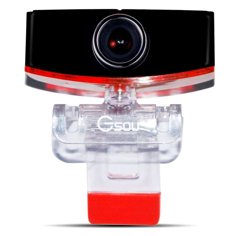 极速 电脑摄像头 b15 黑色高清实拍图