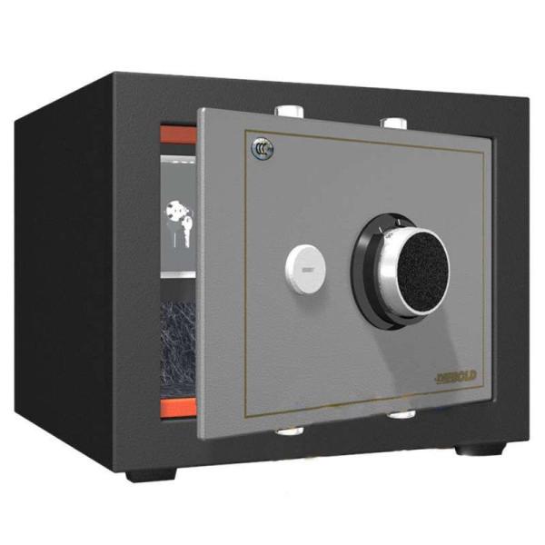 机械保险箱结构