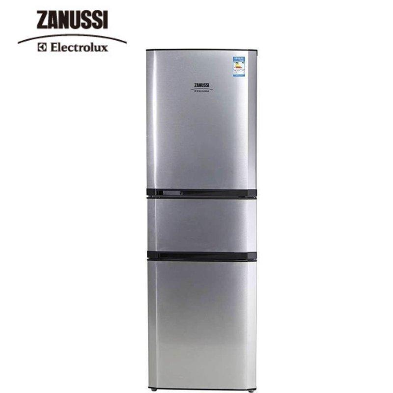 扎努西·伊莱克斯(ZANUSSI) ZMM2030HVD 203升 三门冰箱(银色)