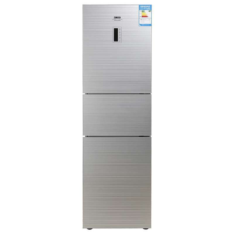 扎努西·伊莱克斯(ZANUSSI) ZME2212ZGA 221升 三门冰箱(流光银色)