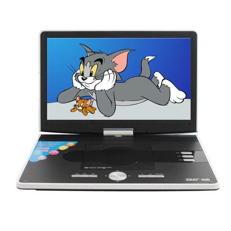 先科便携式dvd/移动电视gt9250