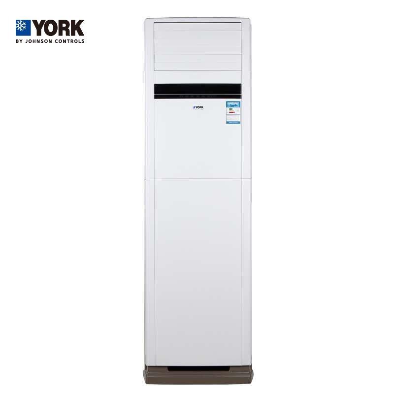 约克(YORK) 2匹 冷暖变频无氟环保二级能效柜机空调 YFJH-170A/V2GE
