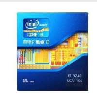 Intel\/英特尔 酷睿i3 3240(LGA1155\/3.4GHz\/双核