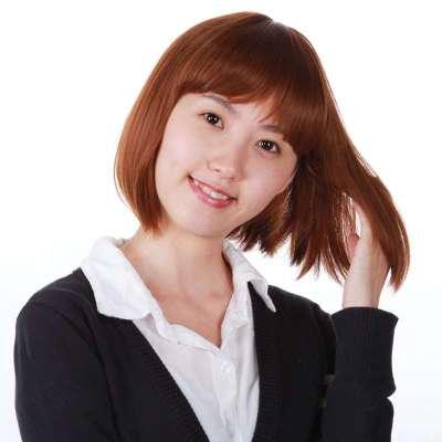 包邮假发短发女生齐刘海bobo头高温丝甜美可爱型波波发型jiafa s-0019