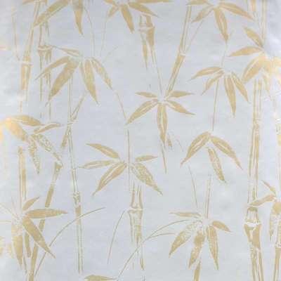 纸尚美学沙发背景墙纸 清新雅韵760403叶 中式书房背景竹子壁纸