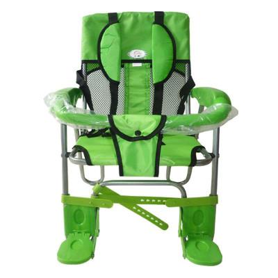 三鼎折叠式儿童安全自行车座椅宝宝电动车座椅婴儿