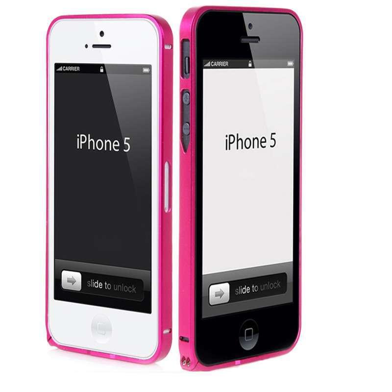 玫瑰色苹果手机