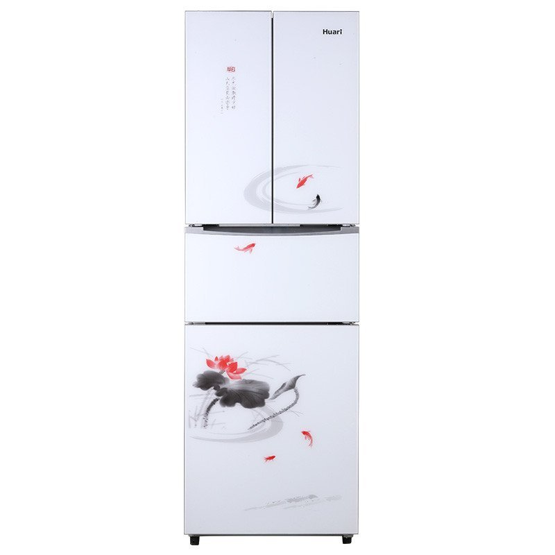 华日(HUARI) BCD-268TEB 268升 多门冰箱(馨雅银)