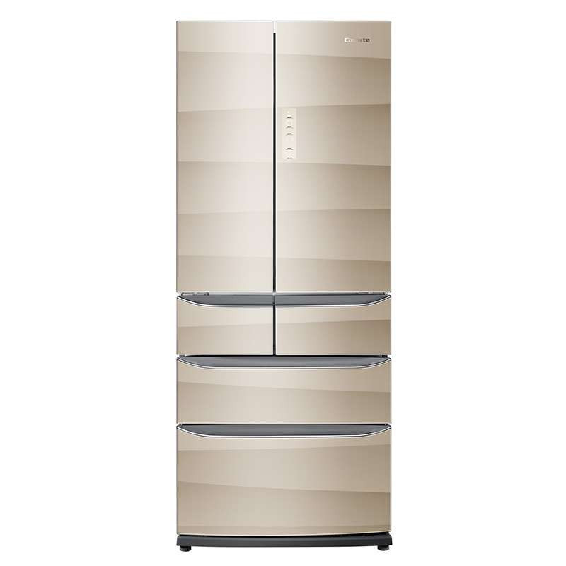 卡萨帝(CASARTE) BCD-430WICA 430升 多门冰箱(香槟金)