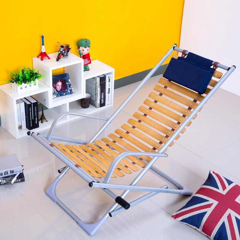 bx现代简约欧式摇摇椅躺椅逍遥椅阳台室内户外折叠