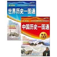 历史一图通【中国+世界】(学生专用历史工具书