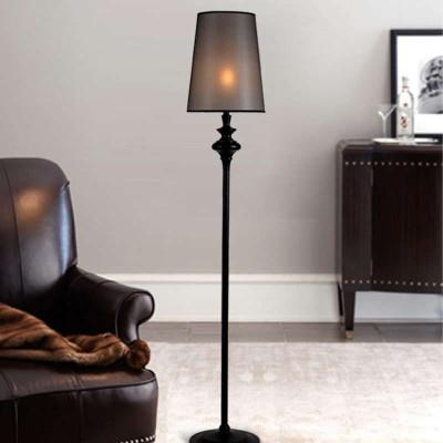 欧式落地灯客厅灯美式卧室床头灯立式台灯创意