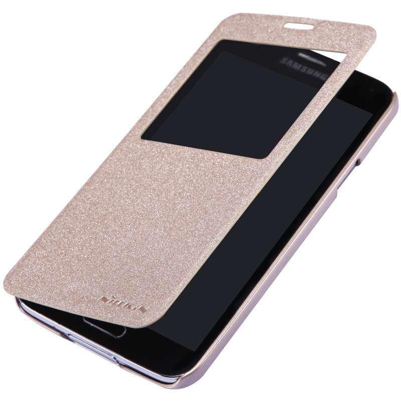 耐尔金(nillkin)三星 galaxy s5 手机套 保护套 皮套