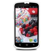 美菱T718 三防手机智能3G TDSCDMA/GSM 双卡双待 珍珠白