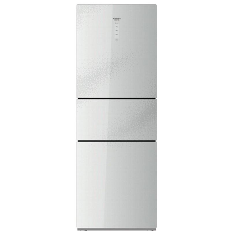 澳柯玛(AUCMA) BCD-268WMG 268升 三门冰箱(灰色)