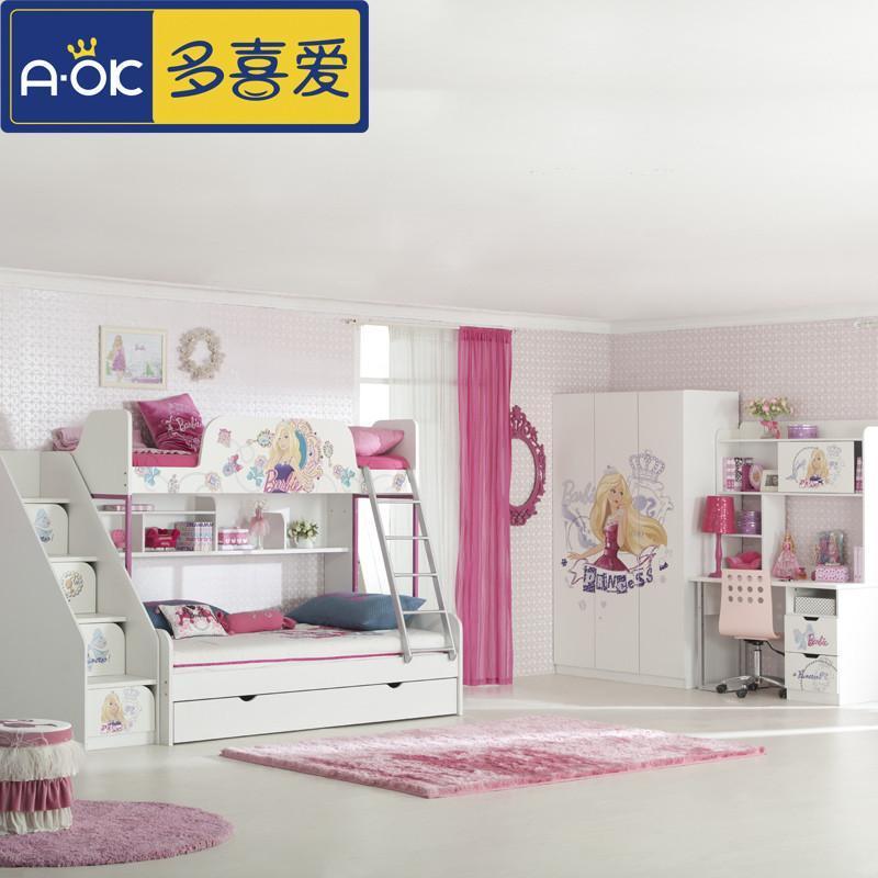 【多喜爱儿童家具旗舰店床】多喜爱儿童家具