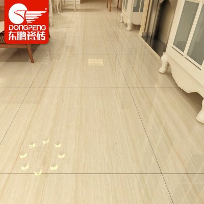 地砖800x800地板砖客厅防滑玻化砖木纹瓷砖