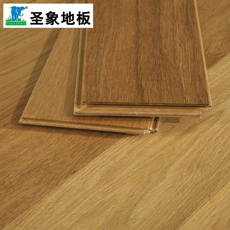 【圣象地板官方旗舰店地板】圣象康逸三层结构复合木