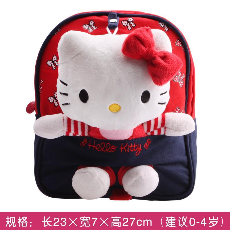 新款可爱儿童书包幼儿园学生小书包女童小班宝宝双肩包防走失包包邮 k