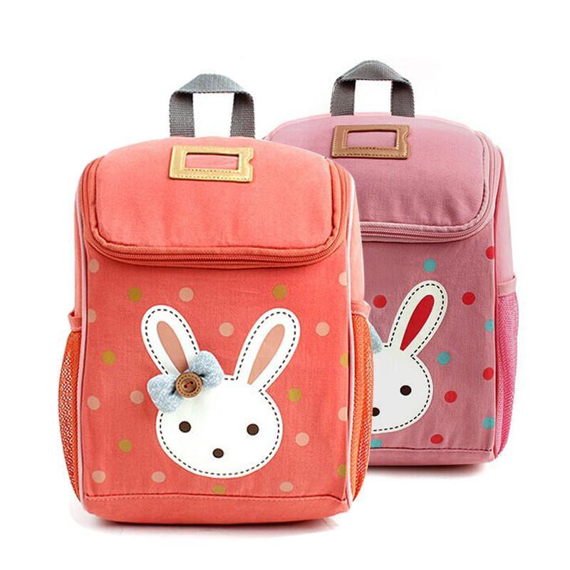 包邮新款特价儿童书包双肩包背包可爱兔包包公主小萝莉卡哇伊包包