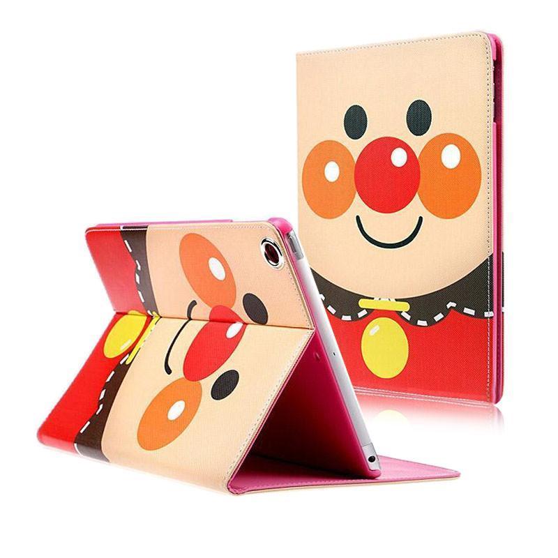 funmax乐多苹果ipadair/5面包超人休眠皮套 ipad5卡通保护套 保护壳