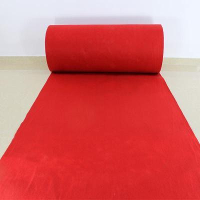 红地毯红条纹舞台展览展会活动演出场景红地毯可定制