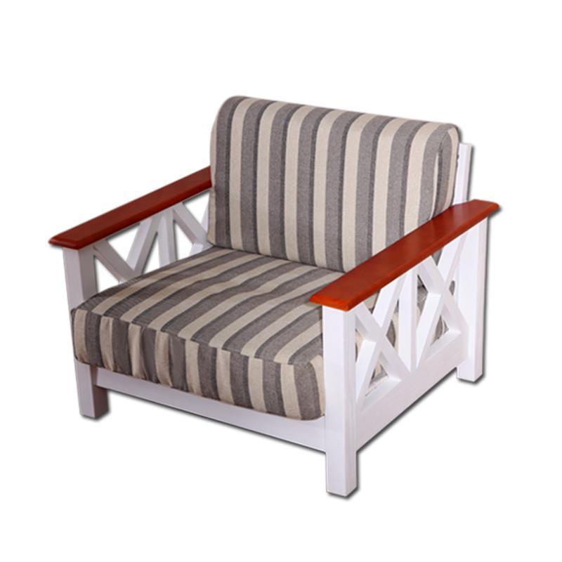 青岛一木家具 实木沙发