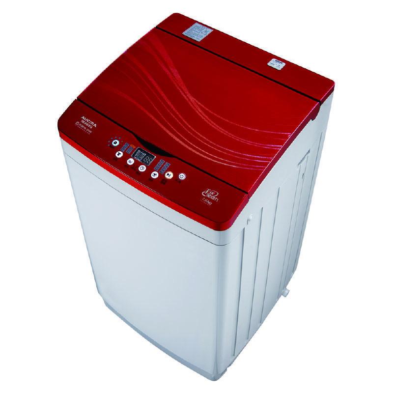 澳柯玛洗衣机XQB76-3186,红色