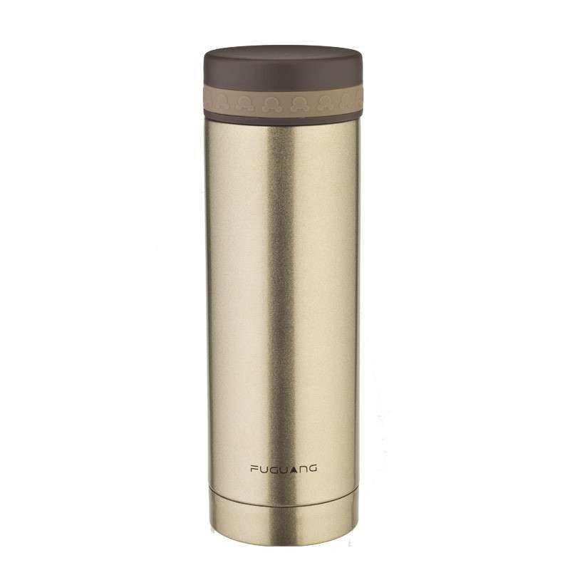 富光真空保温杯不锈钢 女士可爱创意水杯子便携男士定制正品300ml