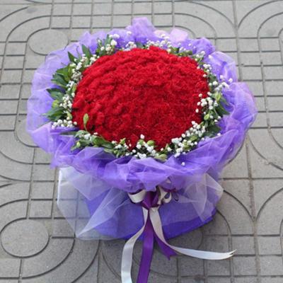 99朵康乃馨花束