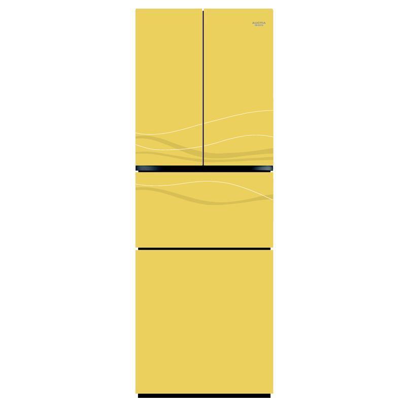 澳柯玛冰箱BCD-289MUG,清逸金