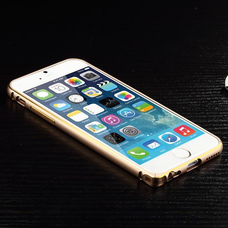 iphone6手机壳苹果6手机壳iphone6金属边框iphone6手机保护套外壳高清