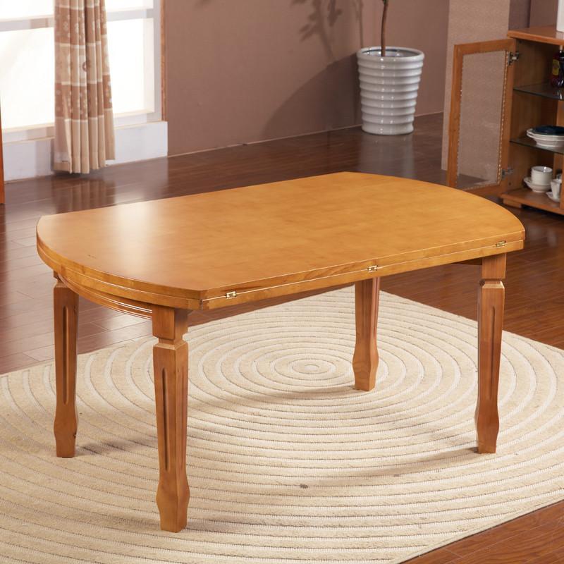 折叠伸缩餐桌安装步骤图