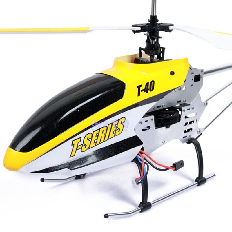儿童玩具礼物 大号遥控飞机耐摔 陀螺仪遥控飞机 直升机 航模 2.