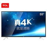 TCL電視 D55A561U 55英寸 超高清4K 網絡 WIFI 安卓 智能 LED液晶電視
