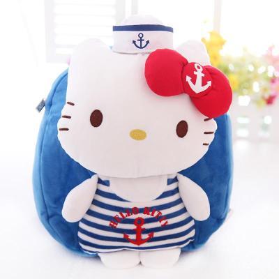 正版hellokitty(凯蒂猫hellokitty)儿童书包可爱韩版男女童幼儿园中