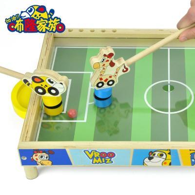 特宝儿 咘隆家族趣味桌面足球游戏 儿童益智智力玩具桌游生日礼物