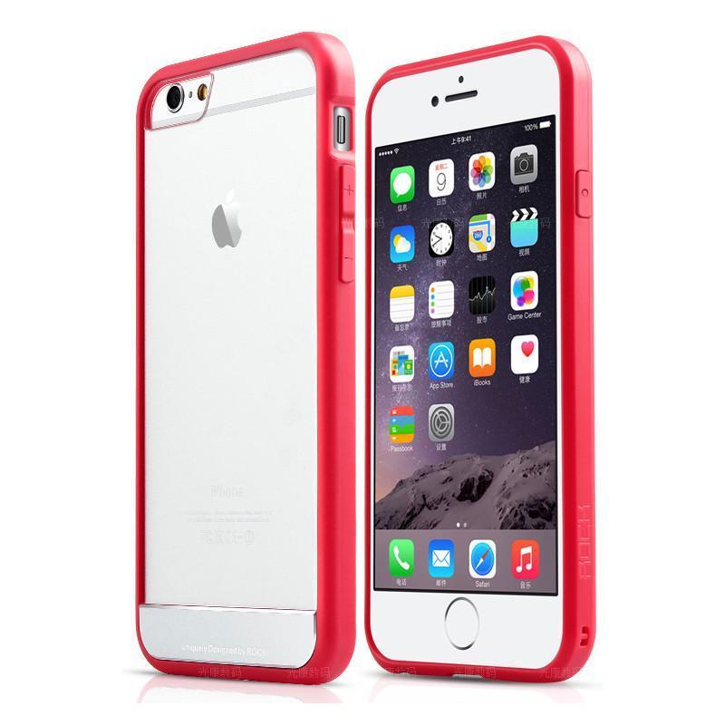 iphone6硅胶边框后盖
