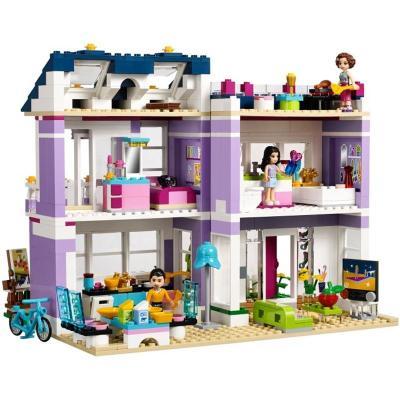 乐高lego 女孩系列 friends 早教 拼插积木 玩具 6-12岁 2015new 艾玛