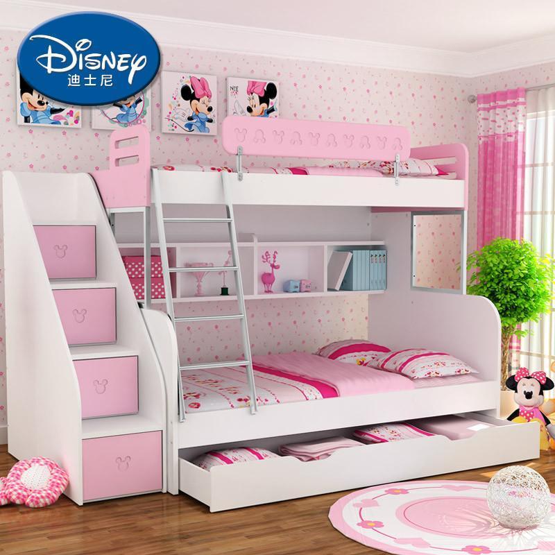 女宝宝房间装修图片