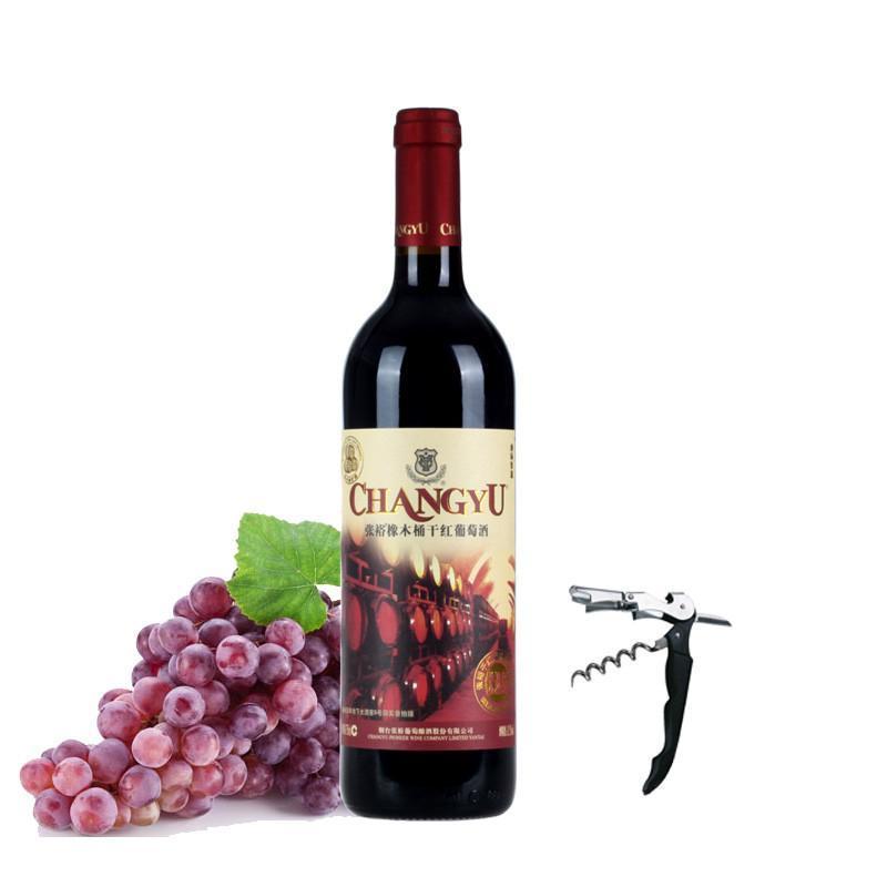 张裕红酒橡木桶干红葡萄酒50002283