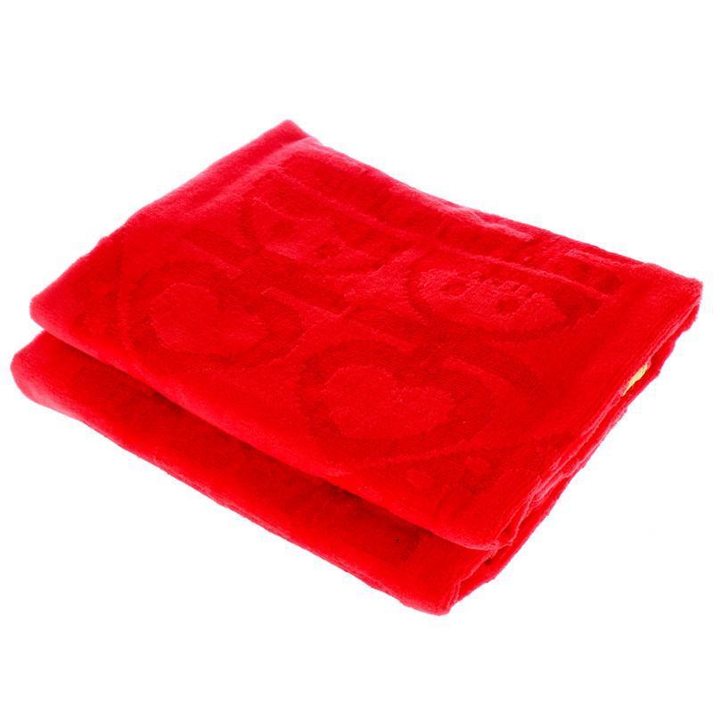 梦见红色枕巾