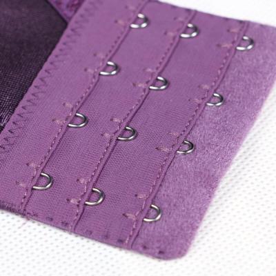 紫色质感华丽花纹背景