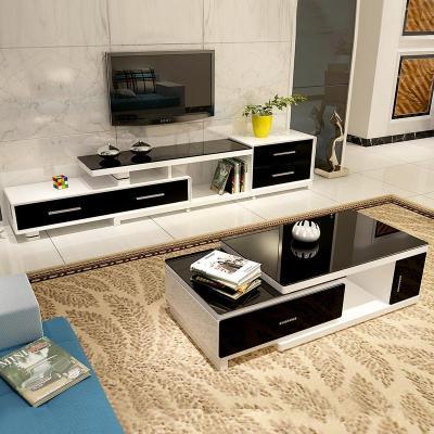 【禾辰客厅家具套装】茶几电视柜组合套装简约现代大