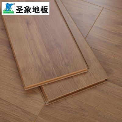 【圣象地板】圣象强化复合f4星环保木地板nt3311古色