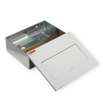 abb配电箱强电箱开关箱强电布线箱8回路家用照明暗装空气开关箱