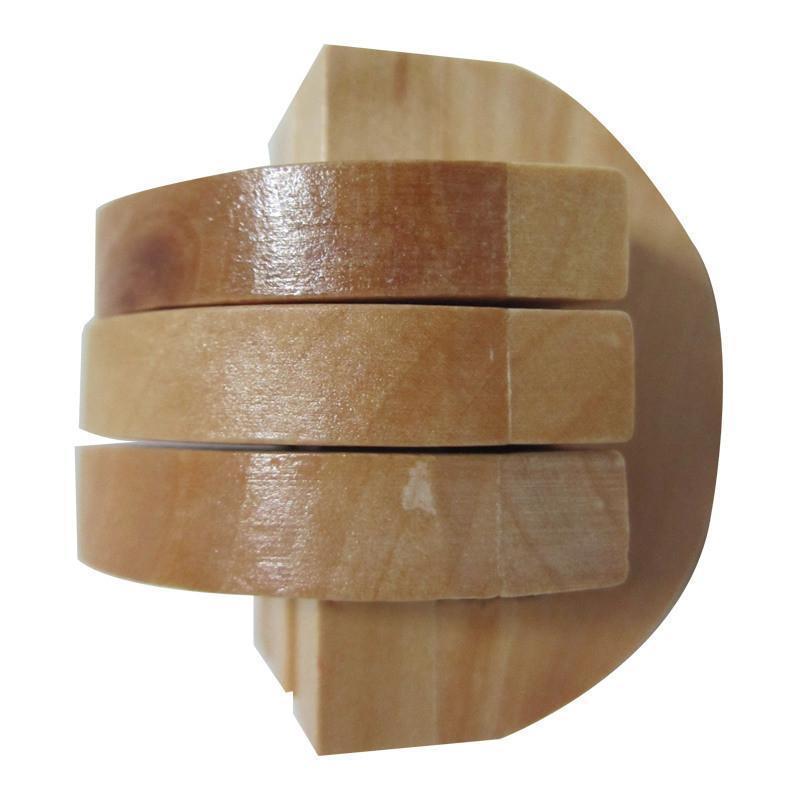木质孔明锁鲁班