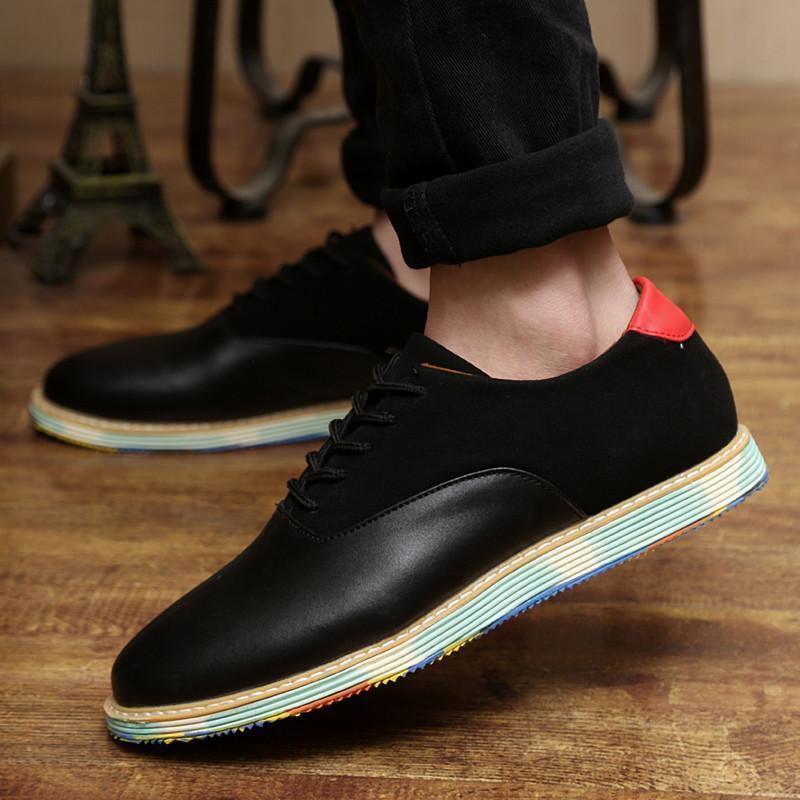 2015春款男士日常休闲男鞋透气鞋单鞋韩版潮流简约低帮鞋迷彩板鞋